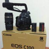 Canon C100 Dual Pixel CMOS AF
