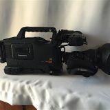 מצלמת וידאו פנסוניק HDX900 DVCPRO HD במצב נהדר