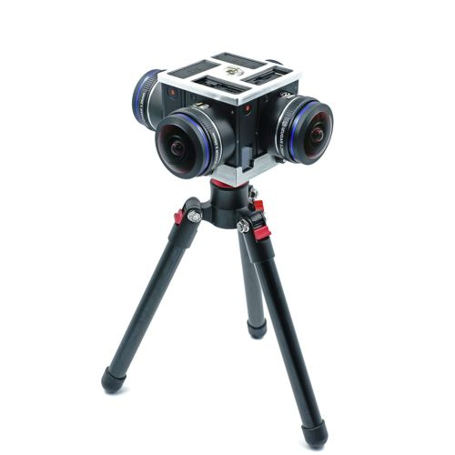 מצלמת ווידאו 360 מקצועית