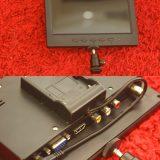 מסך מוניטור HDMI למצלמת וידאו