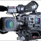 מצמת כתף מקצועית full HD Panasonic P2 371