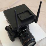 משדר וידאו אלחוטי  HDMI מקצועי למצלמת וידאו