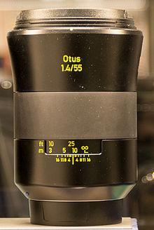 OTUS Carl Zeiss 55/1.4 - מצב כמו חדש